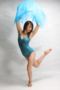 Modern Dance Instructor Chaityn