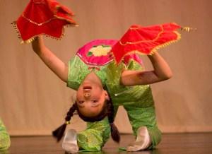 handkerchief dance