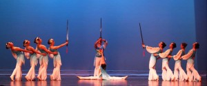 Sword Dance from the 2011 Gala Performance