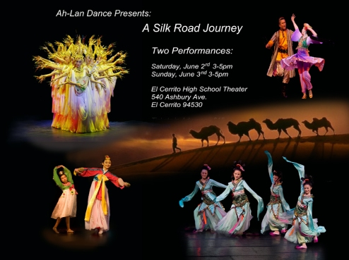 We Present our Gala: A Silk Road Journey