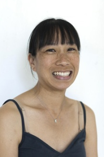 Headshot for Ballet Instructor Kari Gim