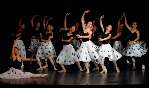 June_1_2014_Ballet_Piece_Albany_High_School